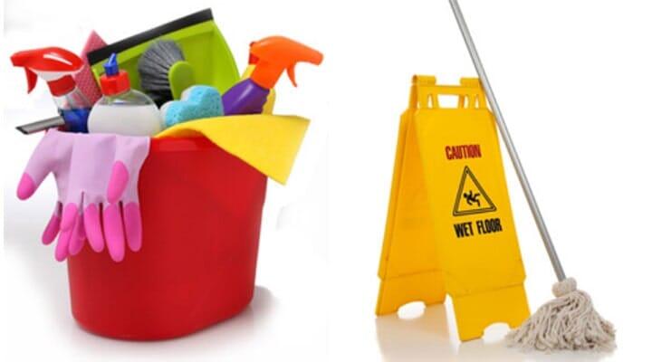 Productos de Limpieza industrial En Monterrey
